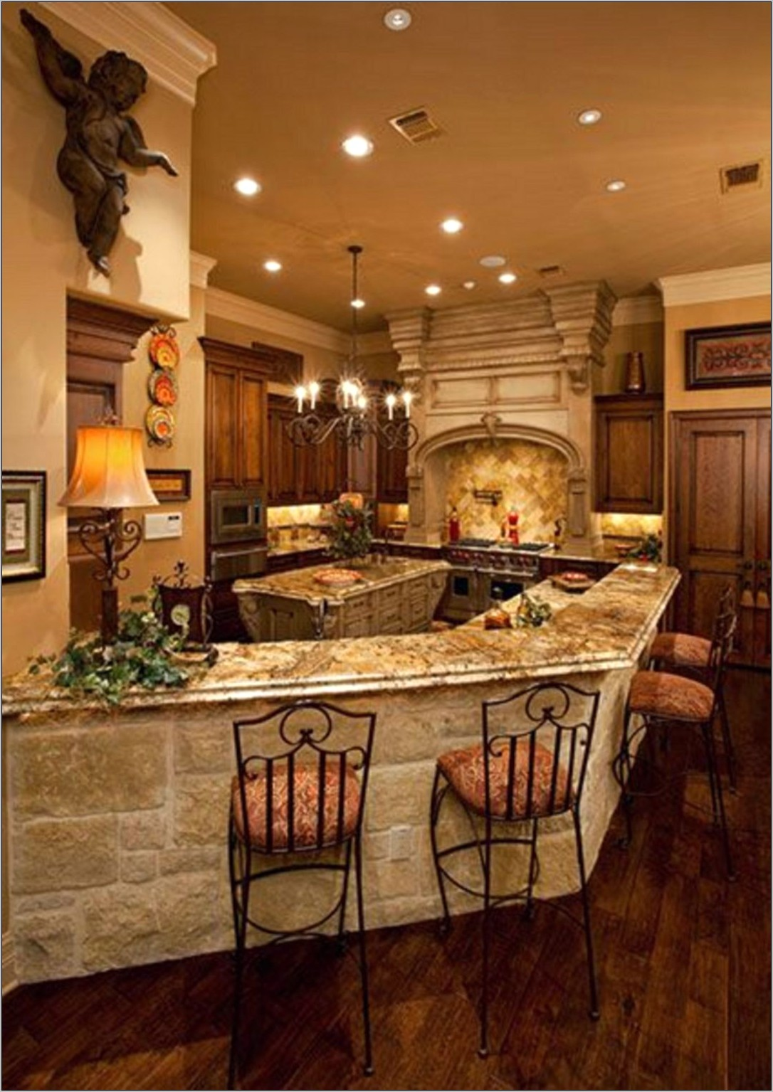 Italian Style Decor For Kitchen