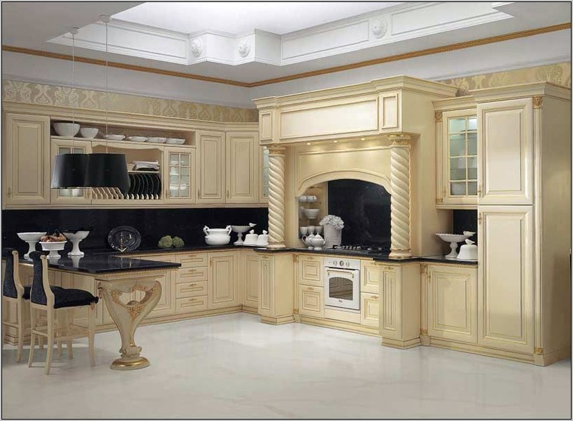 Italian Style Kitchen Decor