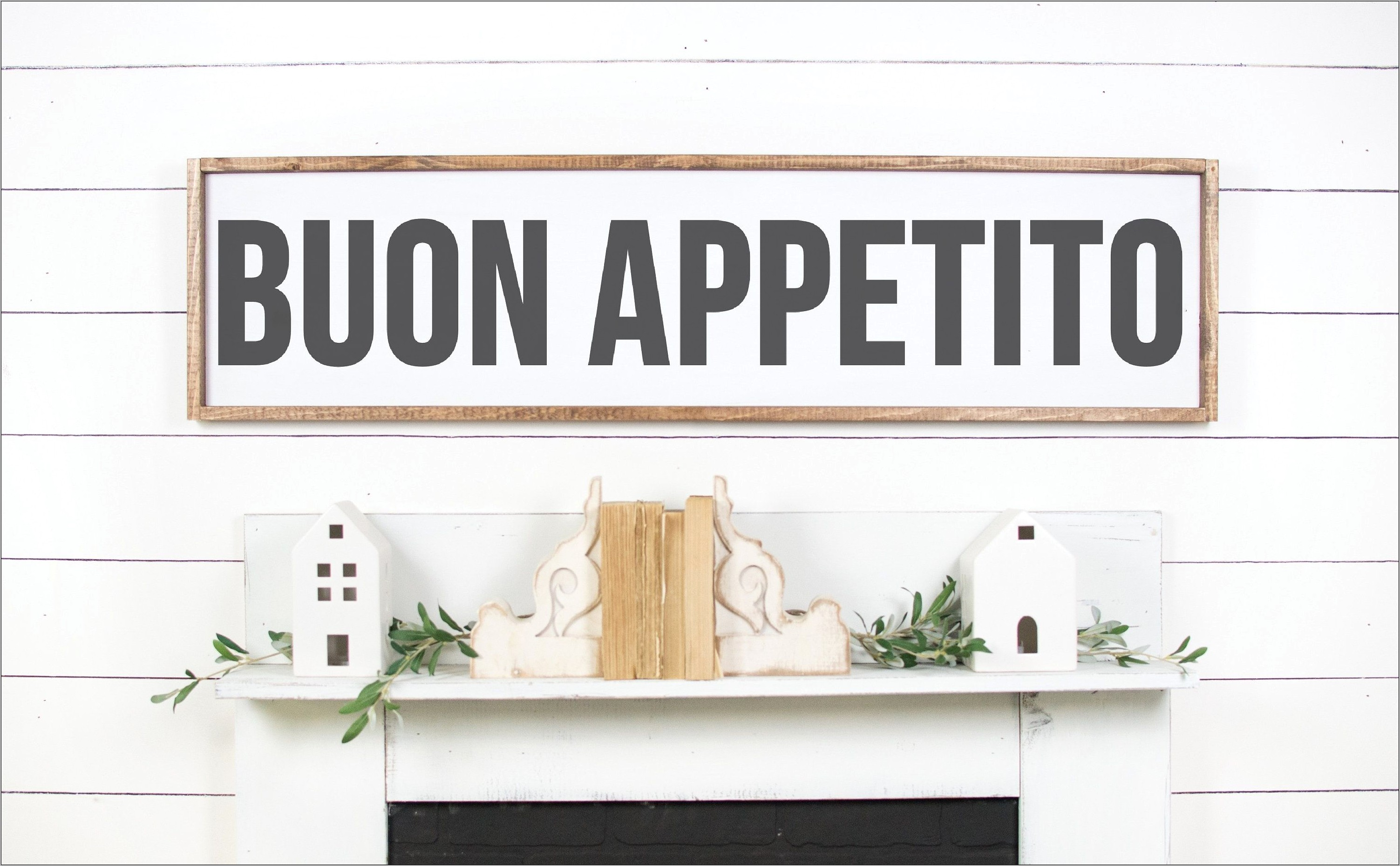 Italian Wall Decor Kitchen