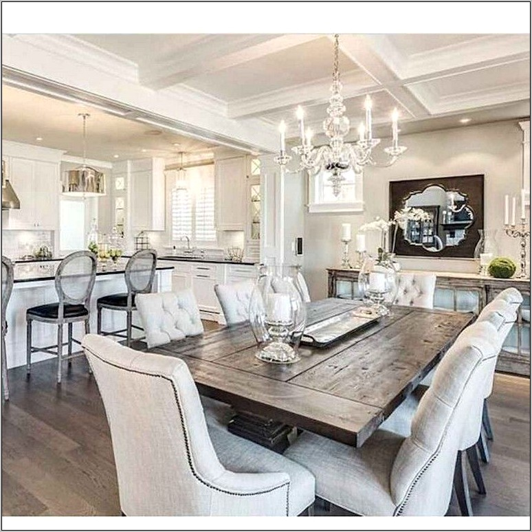 Kitchen And Dining Room Decorations