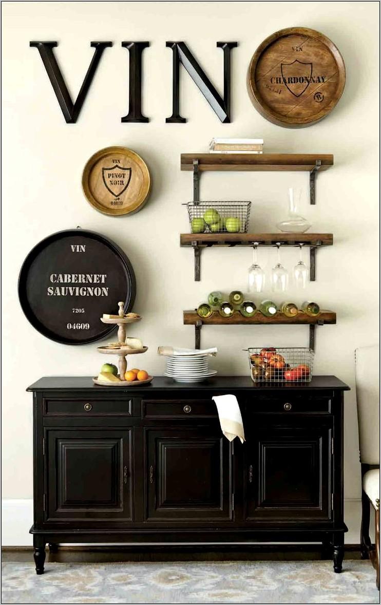 Kitchen Buffet Decor Ideas