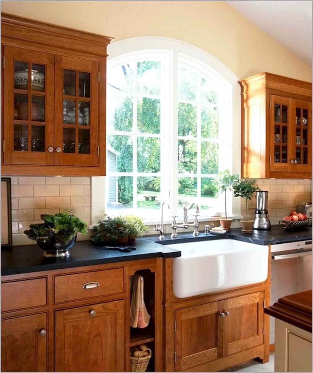 Kitchen Cabinet Decoration Fashion 2019