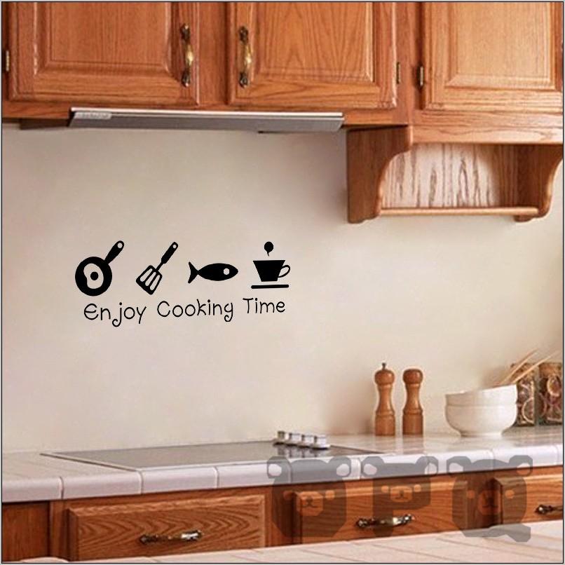 Kitchen Cabinet Decorative Decals