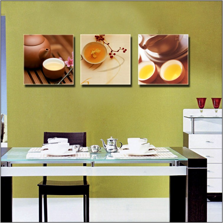Kitchen Canvas Wall Decor