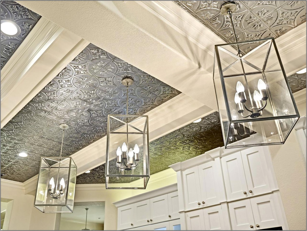 Kitchen Ceiling Decor Tape