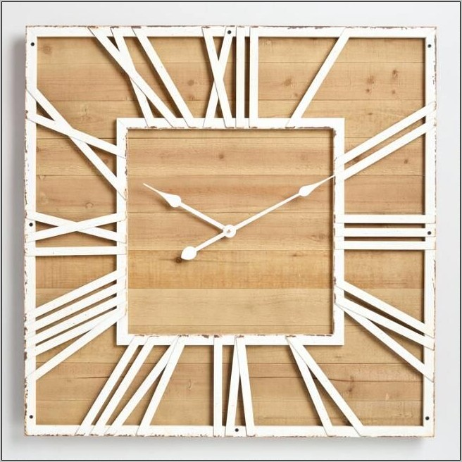 Kitchen Clocks Decor Idea