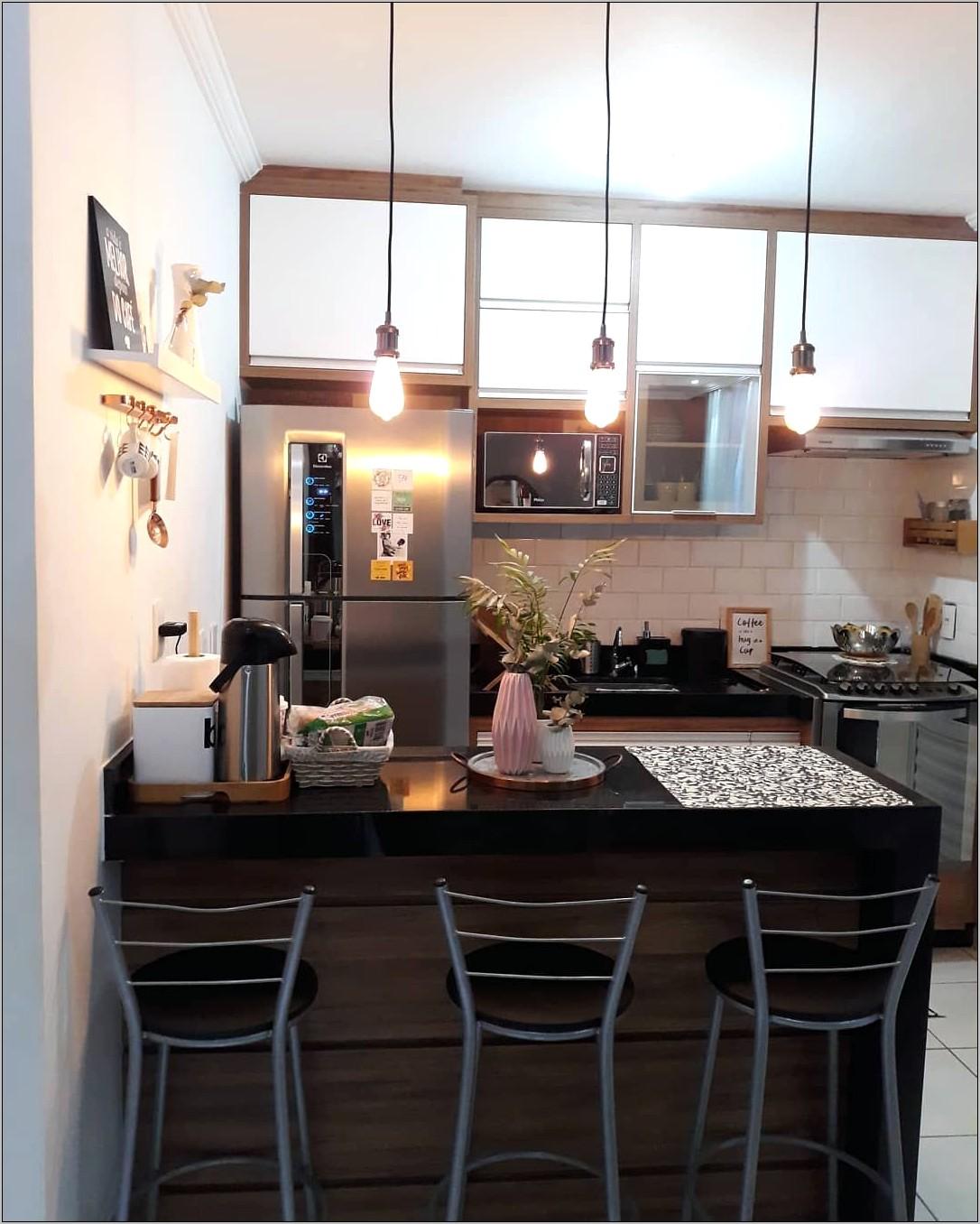 Kitchen Conter Decor Ideas