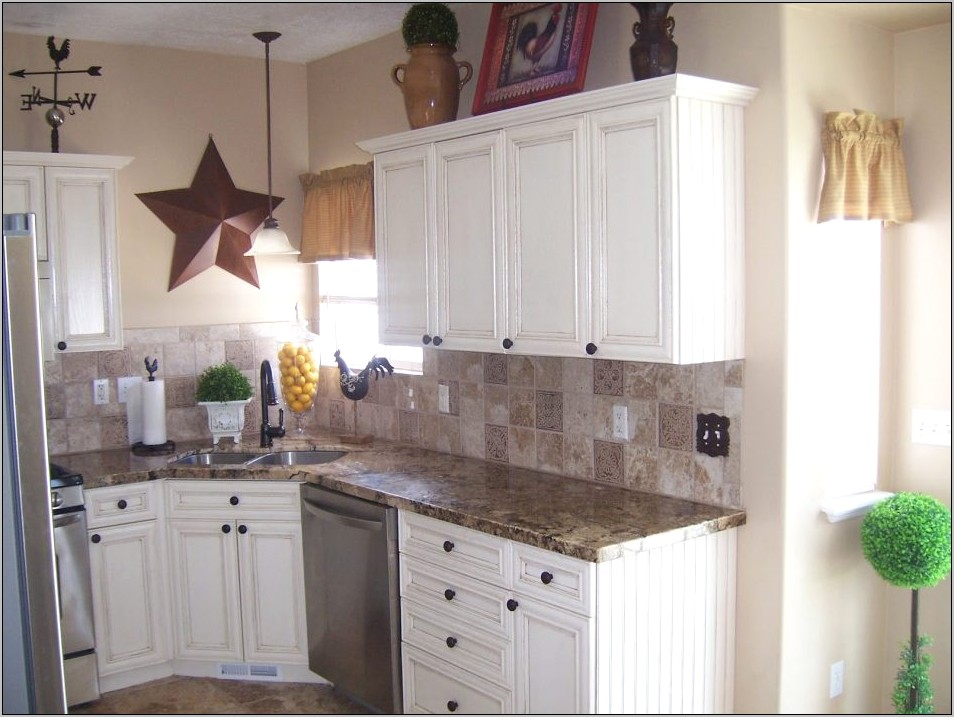 Kitchen Counter Decor Items