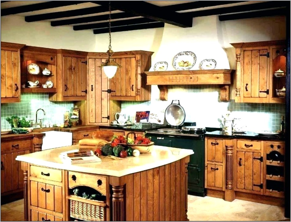 Kitchen Counter Wall Decor Ideas