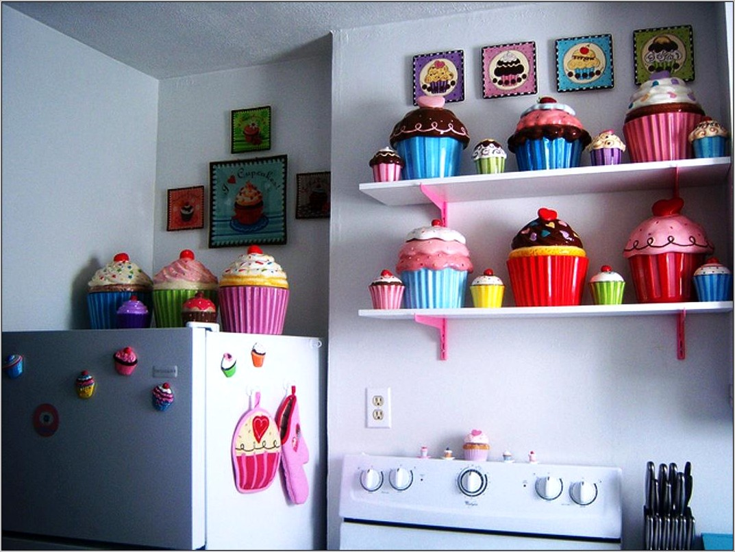 Kitchen Decor Cute Kitchen Decorating Themes