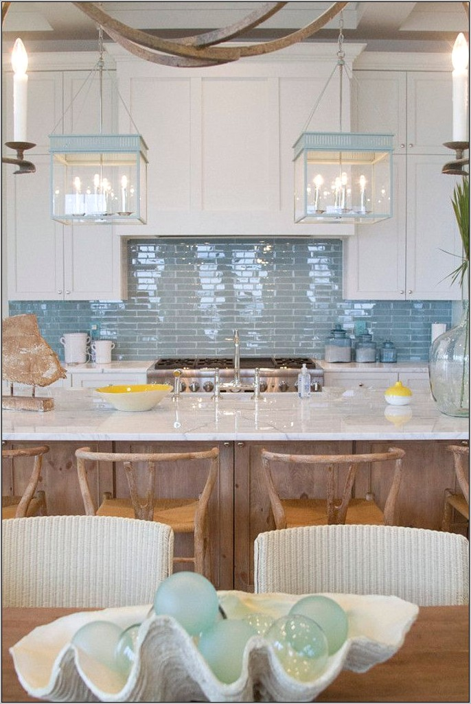 Kitchen Decor For Beach House