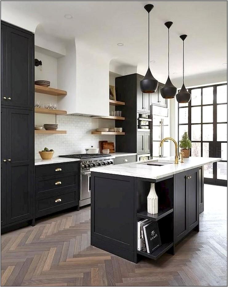 Kitchen Decor Ideas Black