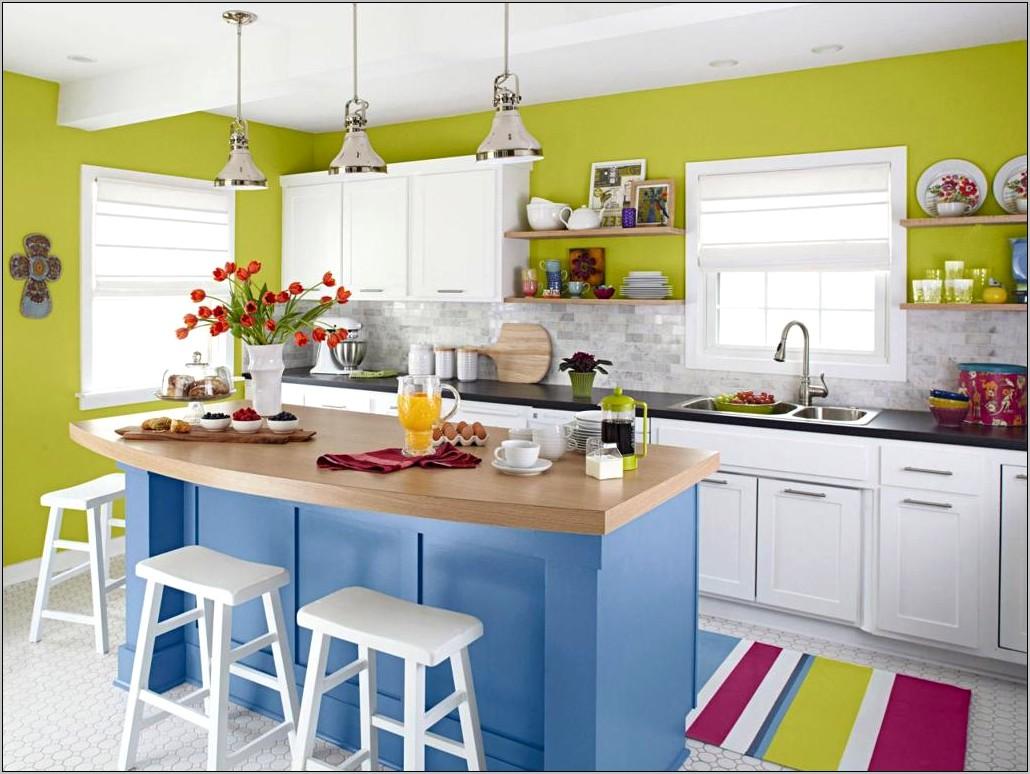 Kitchen Decor Ideas Blue