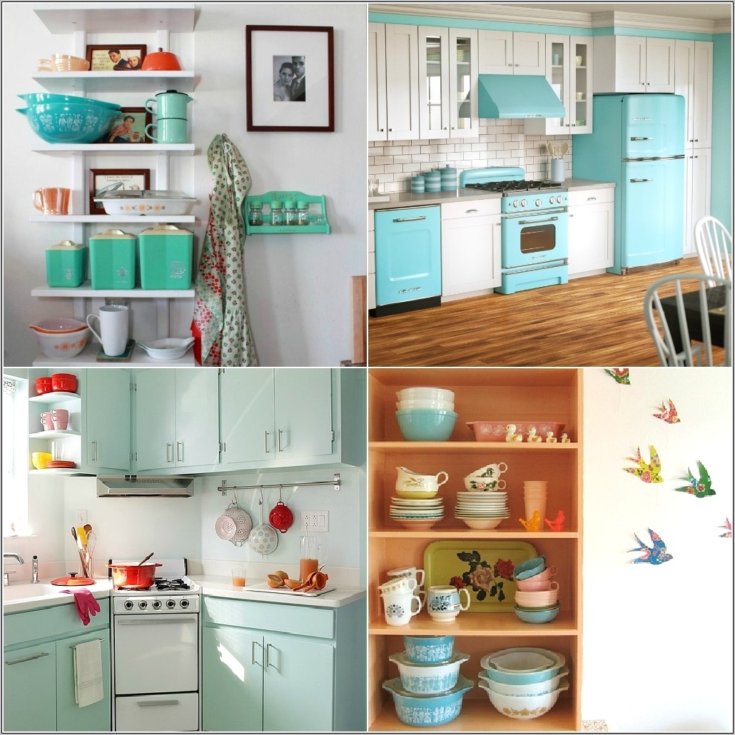 Kitchen Decor Ideas Vintage