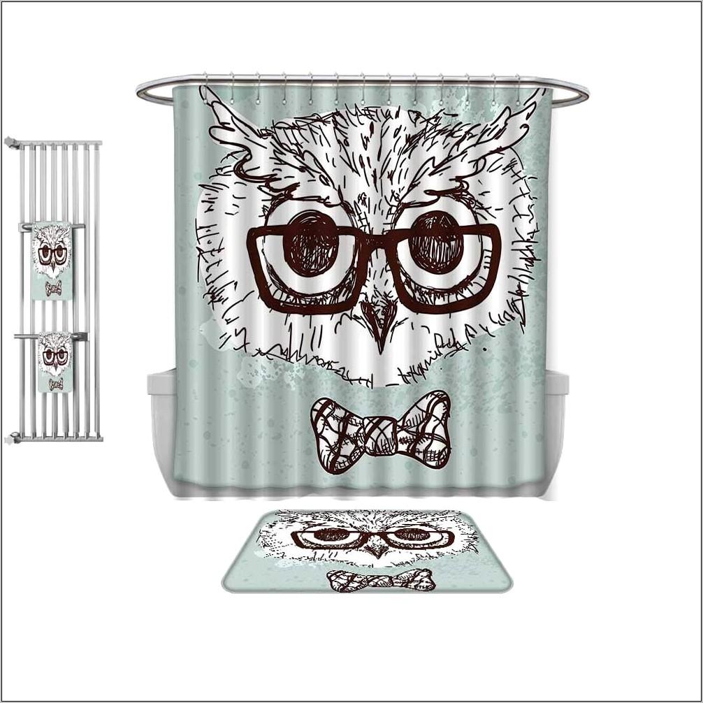 Kitchen Decor Of Owls