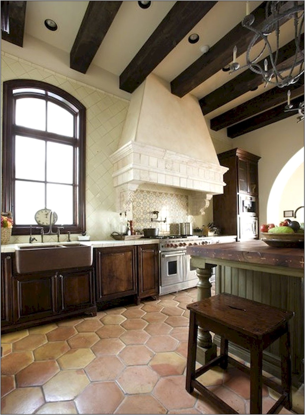 Kitchen Decor Spanish Style Kitchens