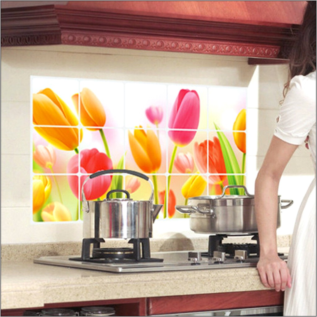 Kitchen Decor Wall Paper