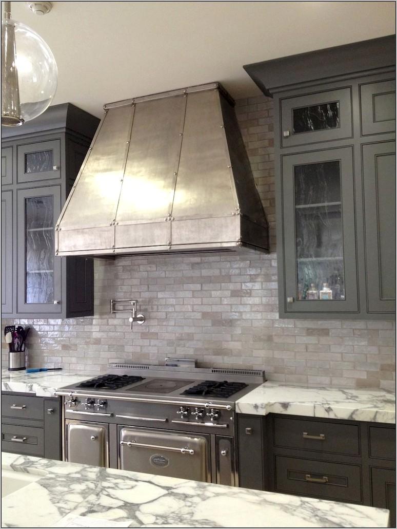 Kitchen Decor With Dark Cabinets