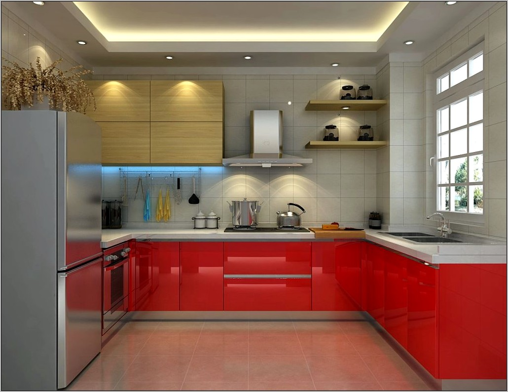 Kitchen Decor With Grey Cabinets