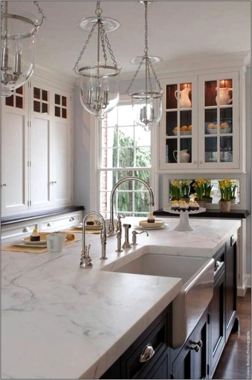 Kitchen Decor With Lanterns Inside