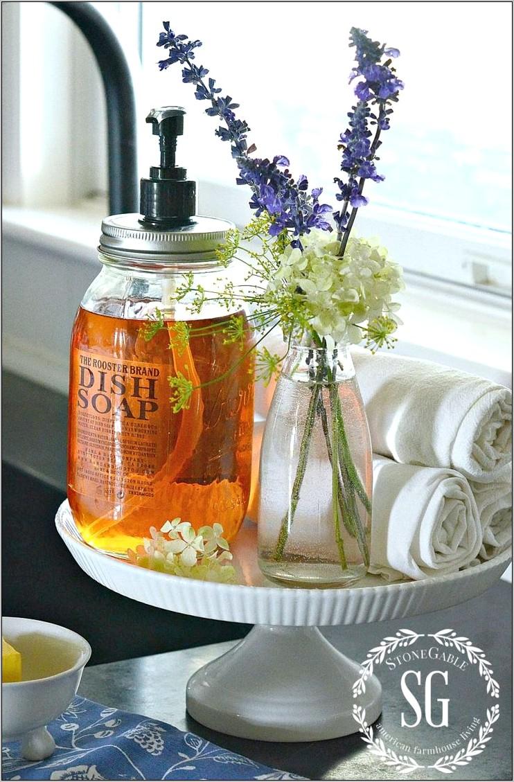 Kitchen Decorate Soap Ideas