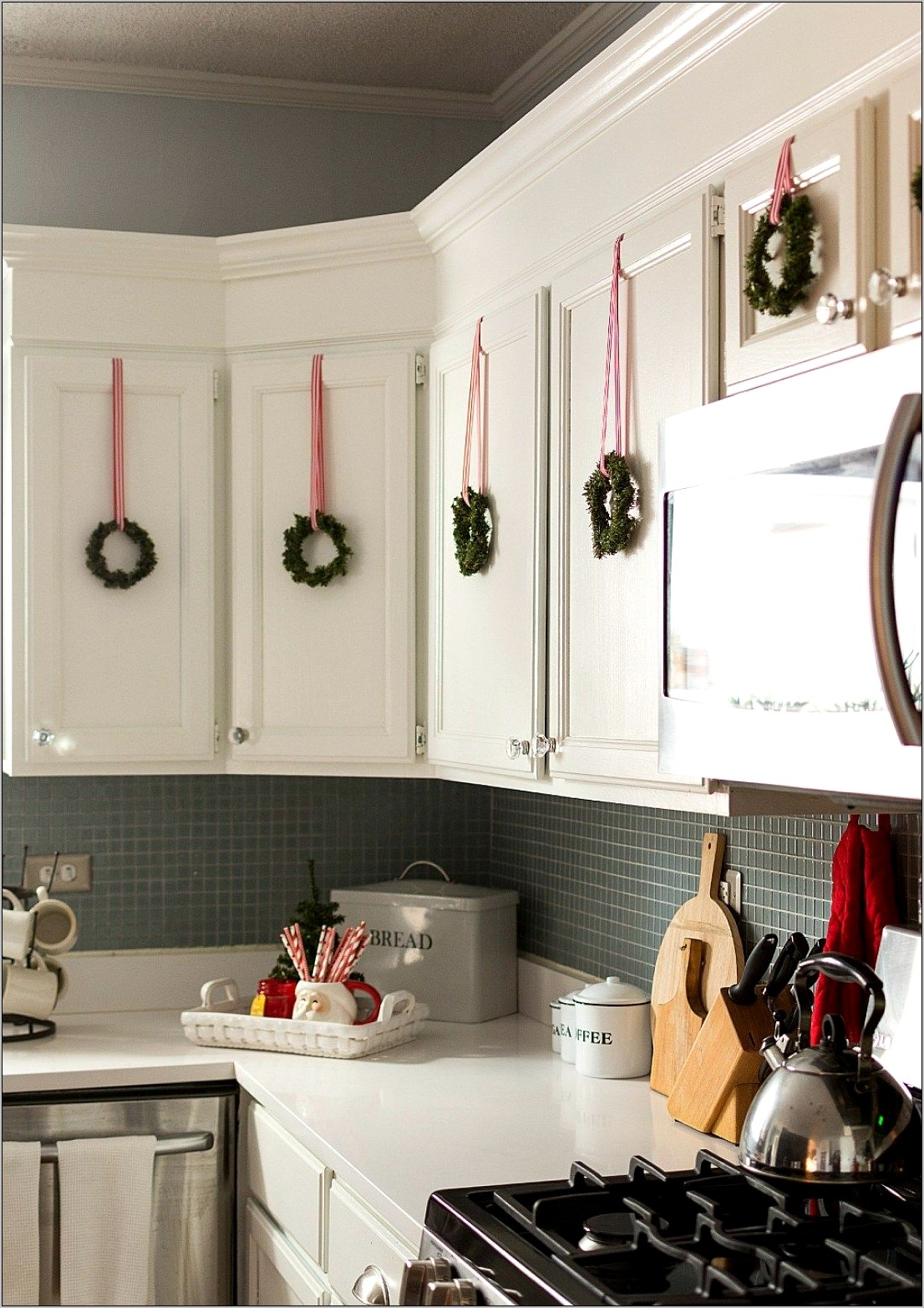 Kitchen Decorating Craft Ideas