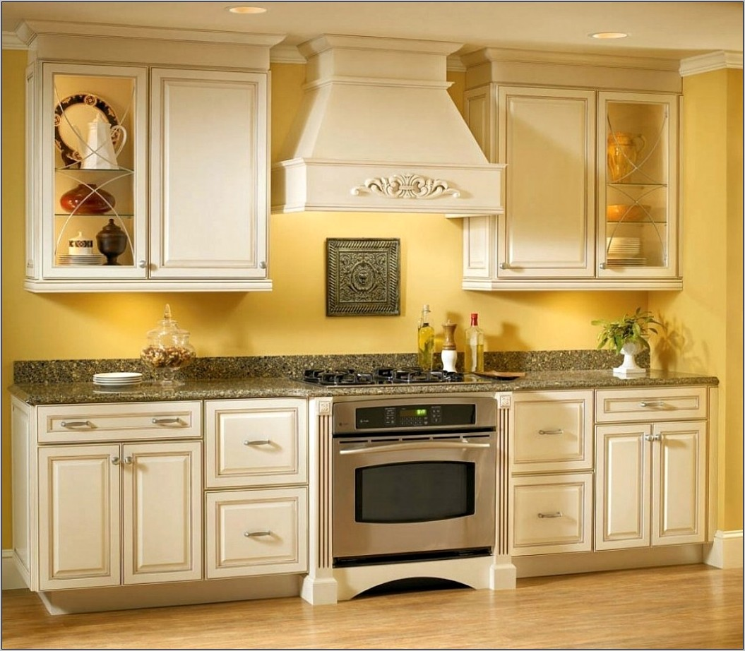Kitchen Decorating Ideas For Yellow Walls