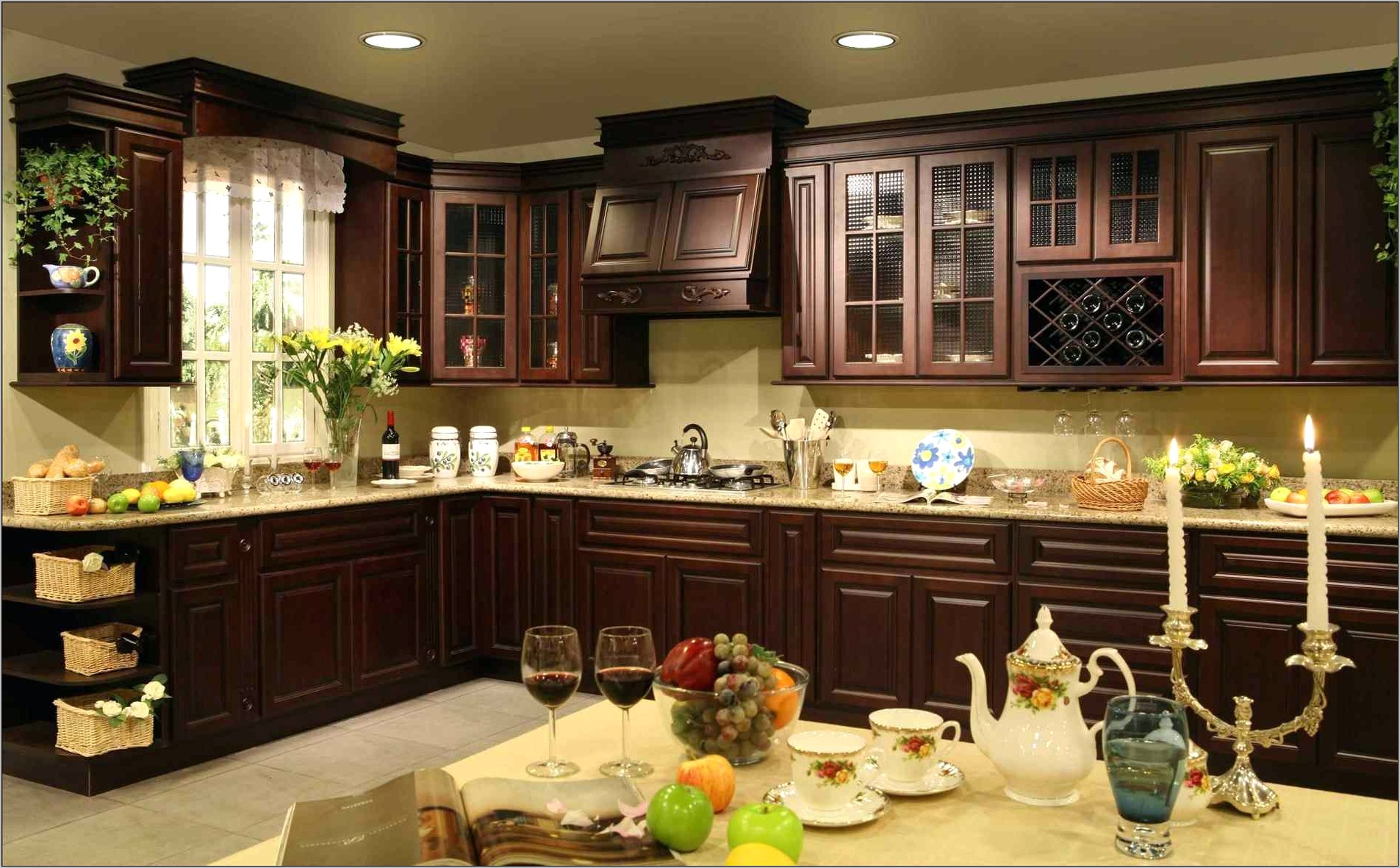 Kitchen Decorating Ideas Trends 2018