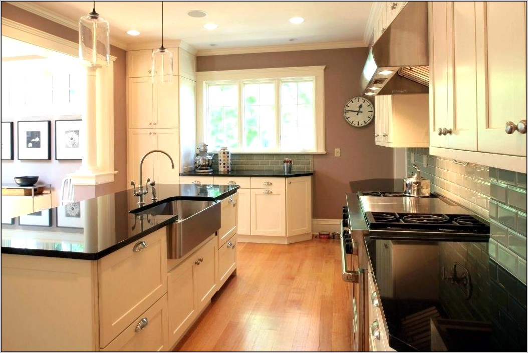Kitchen Decorating Ideas With Cherry Cabinets Photos