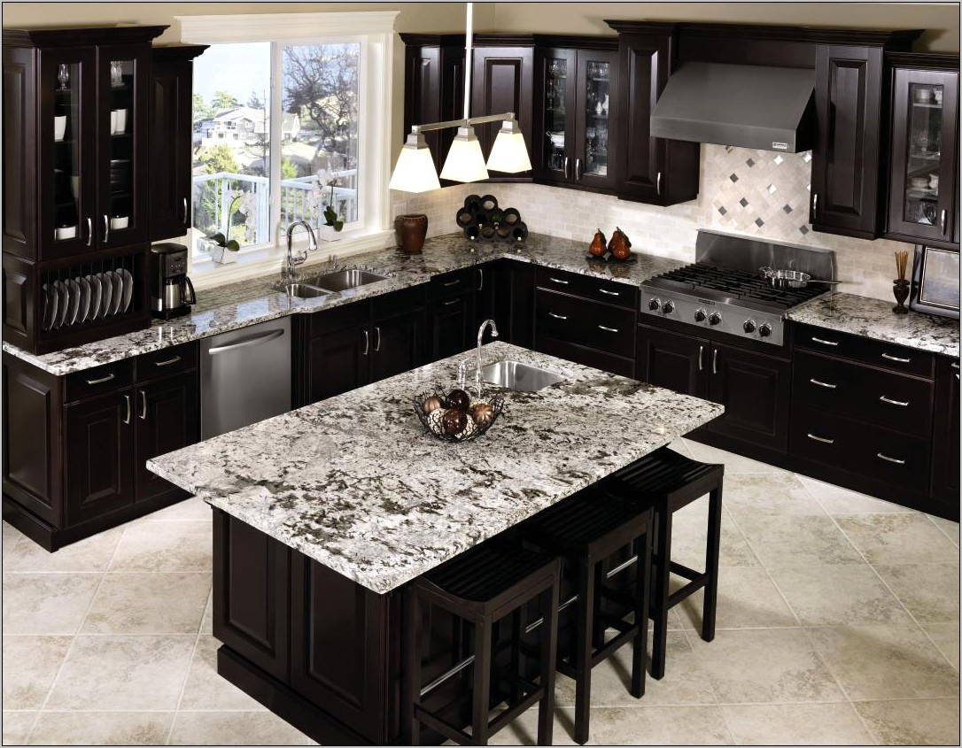 Kitchen Decorating Ideas With Dark Cabinets