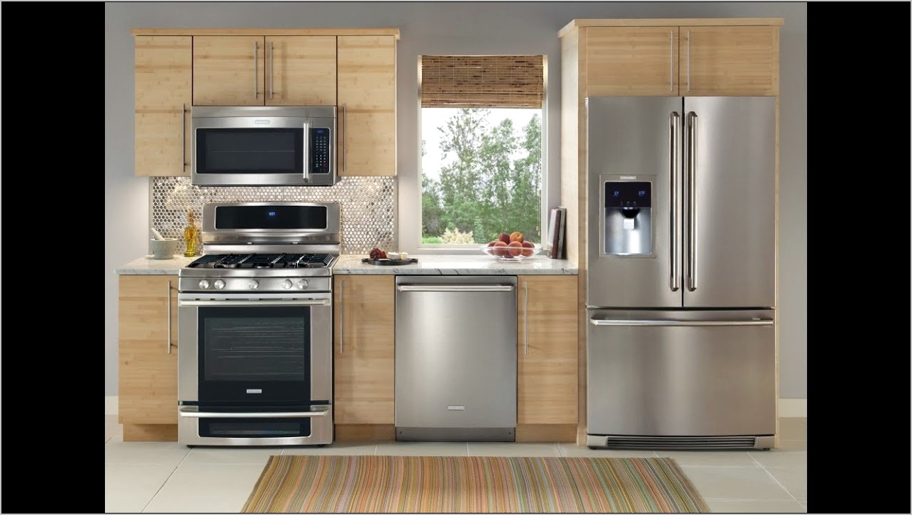 Kitchen Decorating Ideas With Stainless Steel