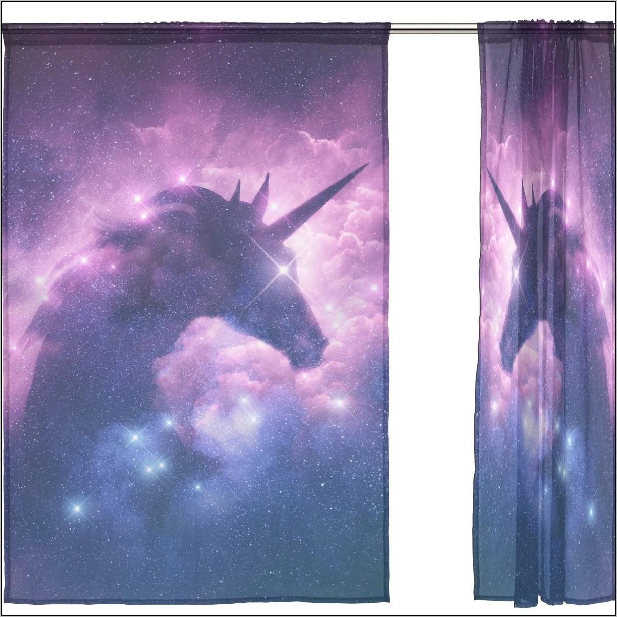 Kitchen Decoration With A Unicorn