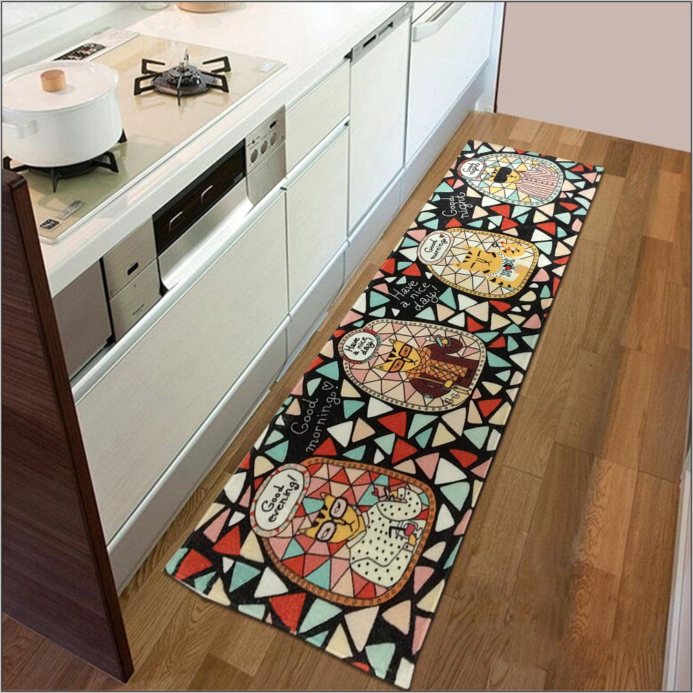Kitchen Decorative Floor Mats