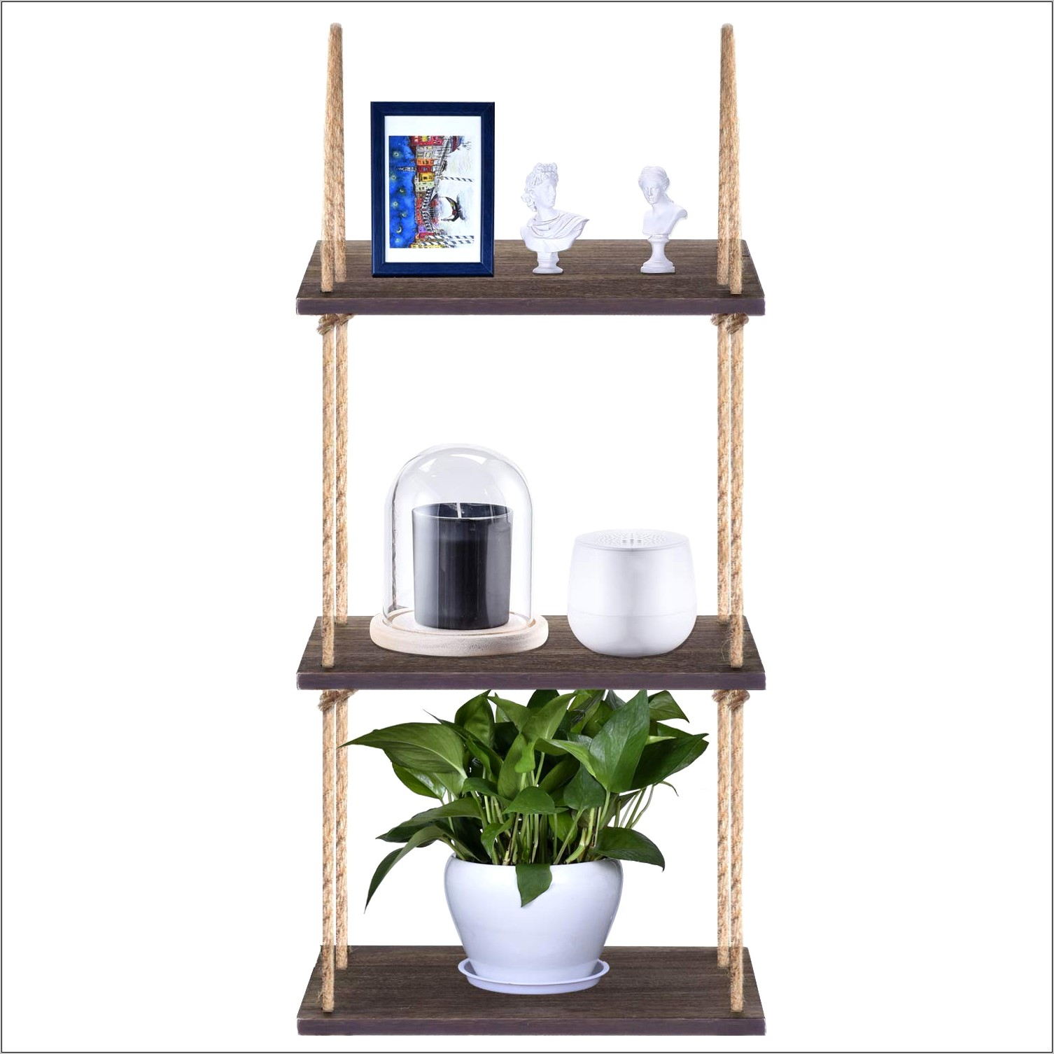 Kitchen Decorative Single Floating Shelf Unit