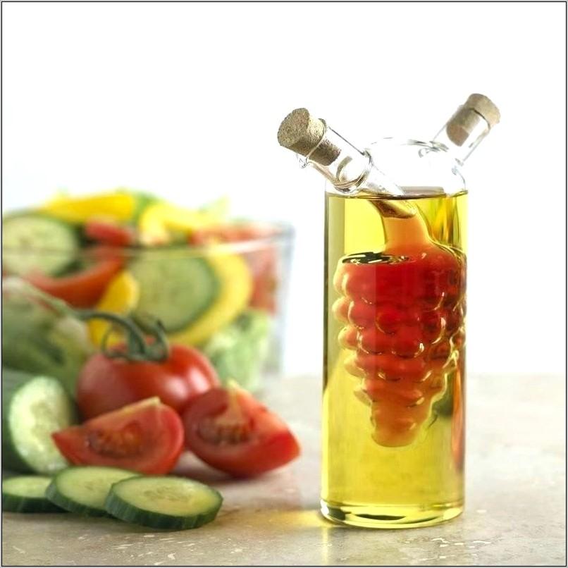 Kitchen Decorative Vegetable Bottle
