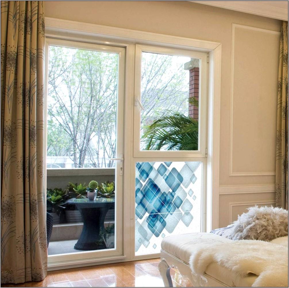Kitchen Decorative Window Film