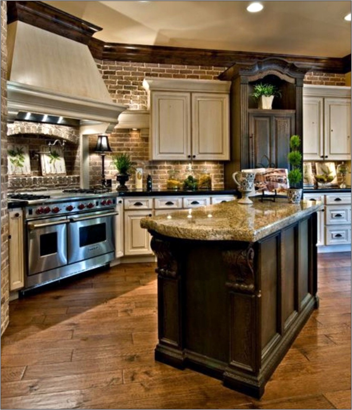 Kitchen Design Decorating Pictures
