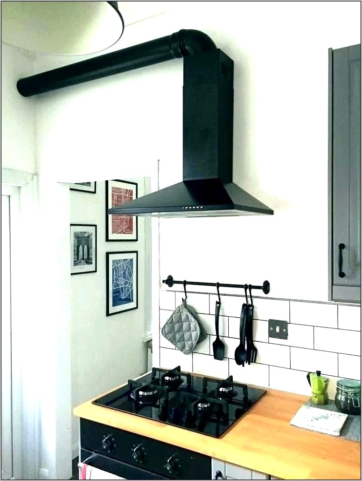 Kitchen Exhaust Pipe Decorative Covers