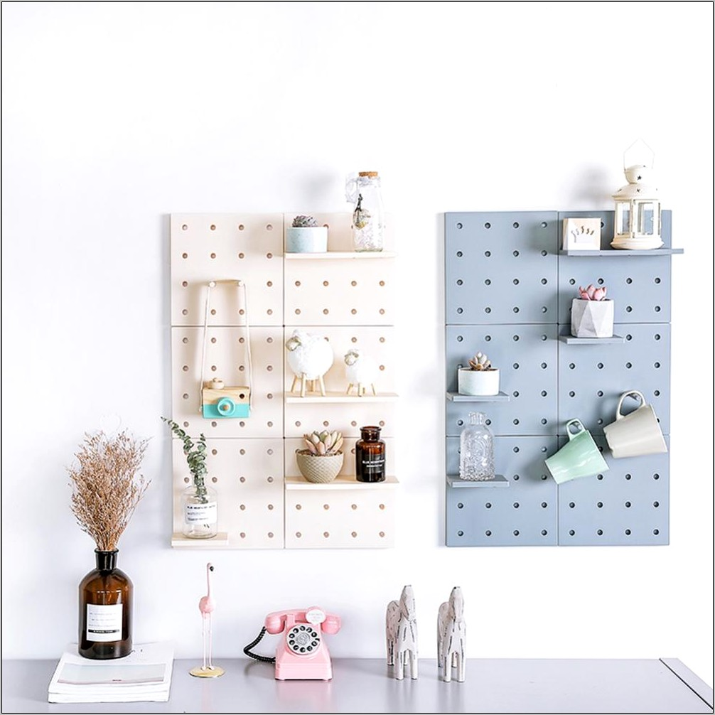 Kitchen Hanging Rack Decor