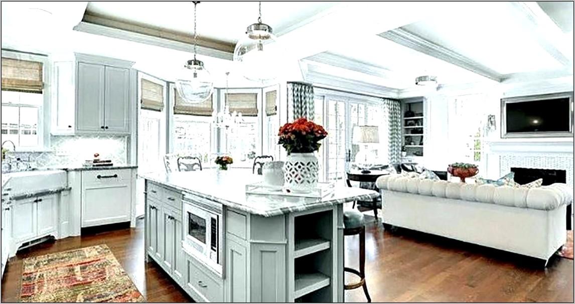 Kitchen Hearth Room Decorating Ideas