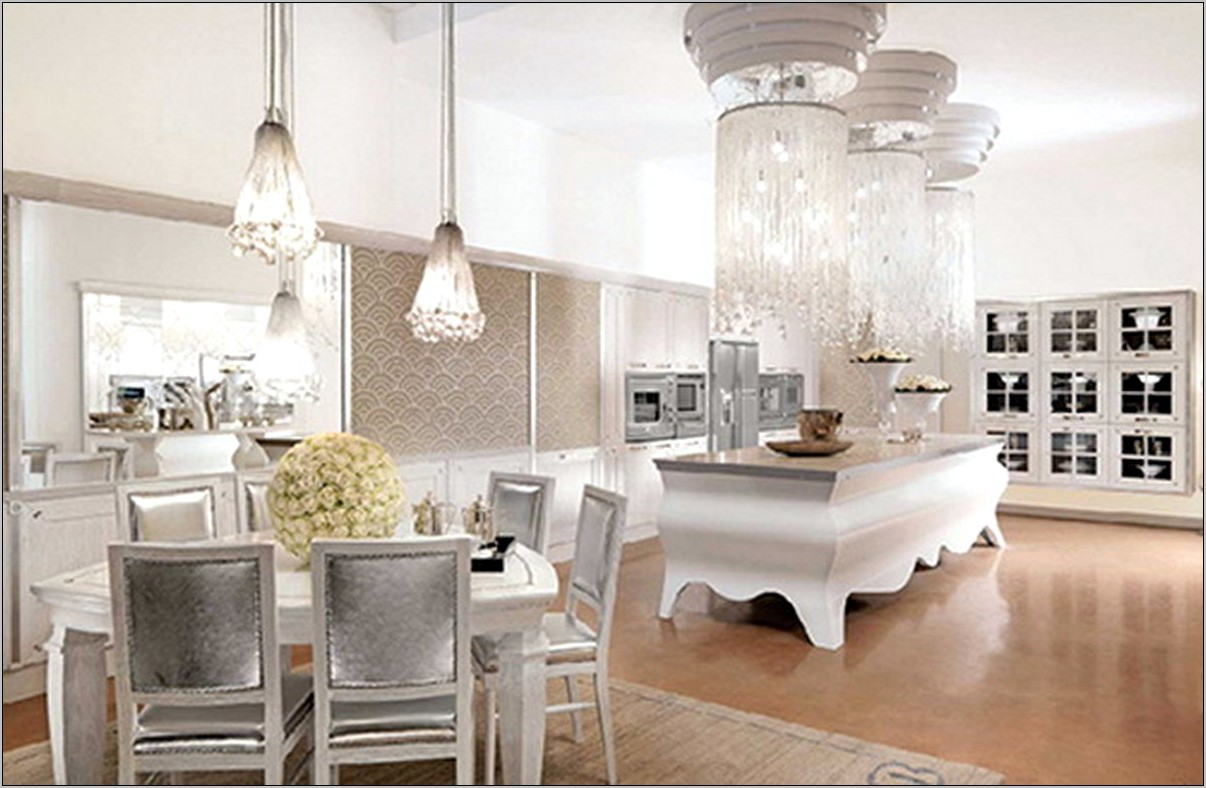 Kitchen Ideas With White Decoration