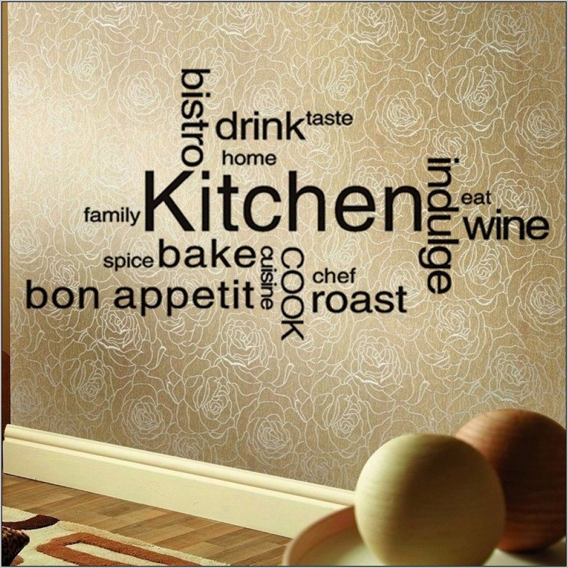 Kitchen Inspirations Wall Decor
