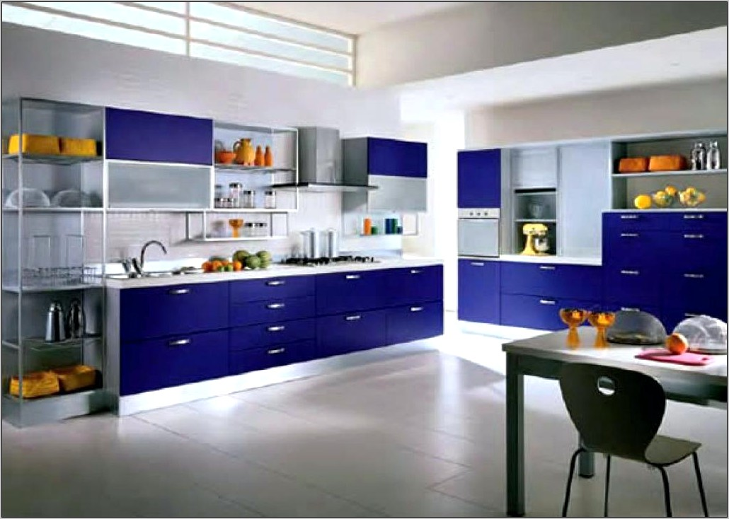 Kitchen Interior Decor India