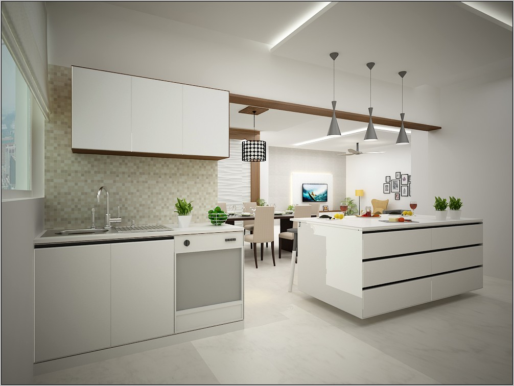Kitchen Interior Decoration Images