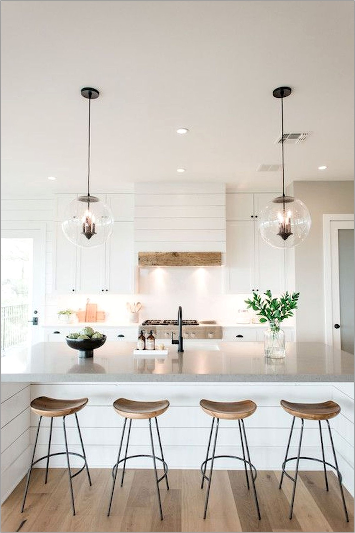 Kitchen Island Decor Modern