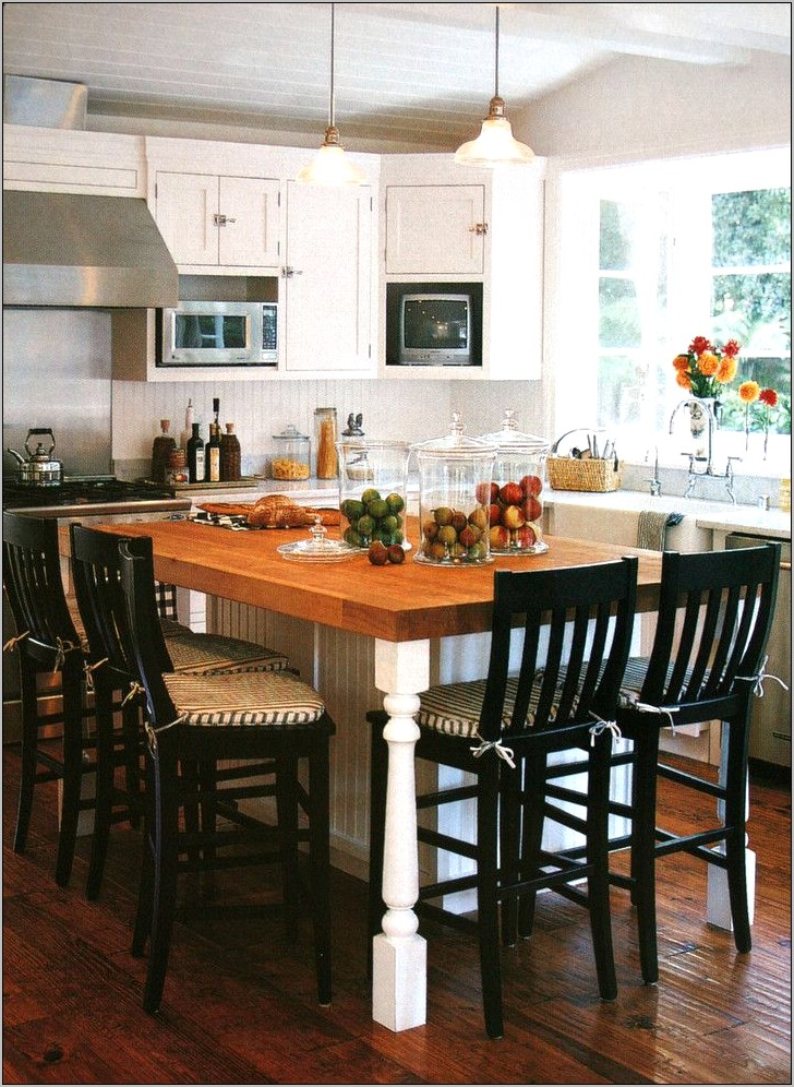 Kitchen Island Decor Pictures