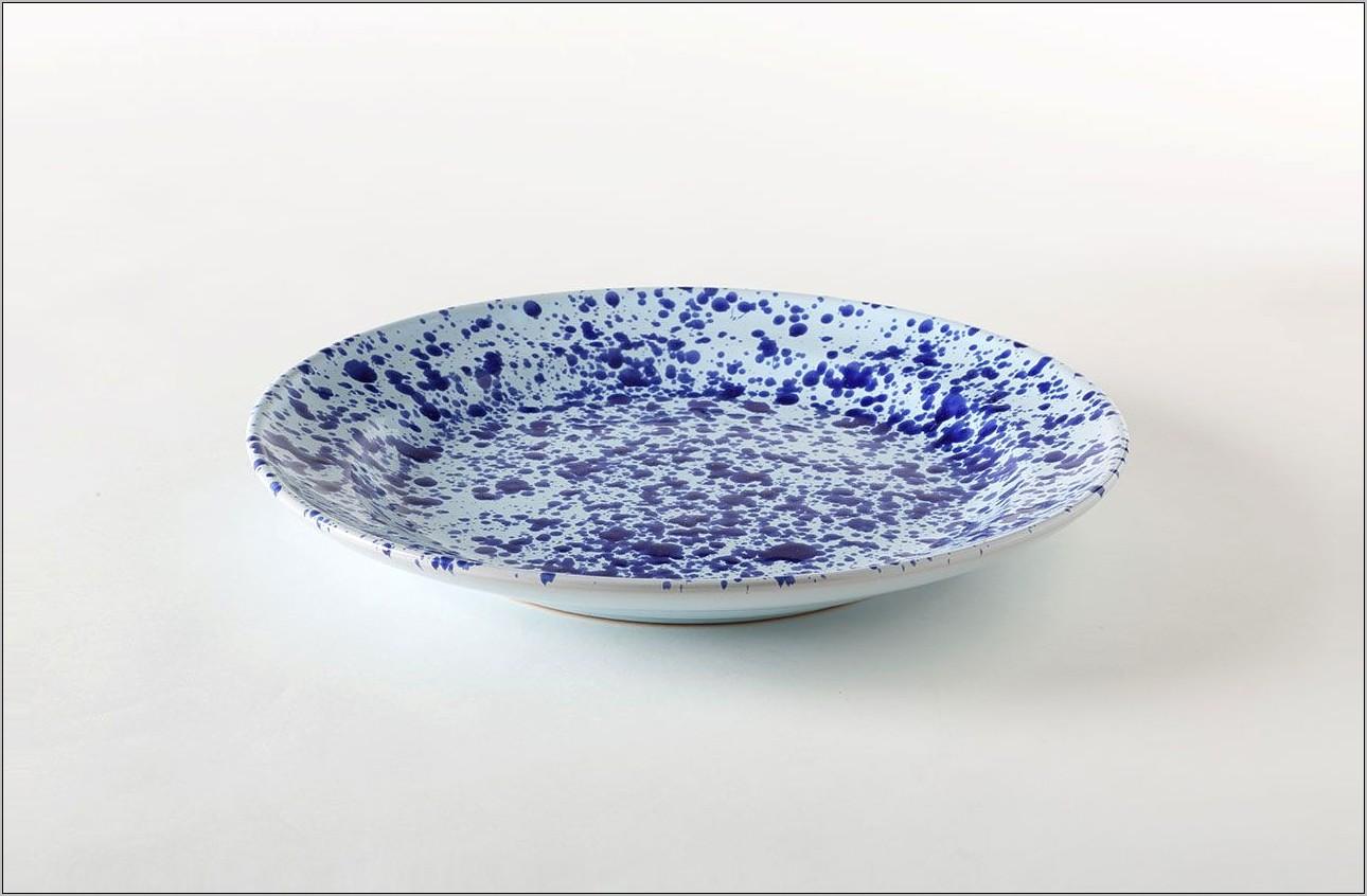 Kitchen Island Decorative Plate