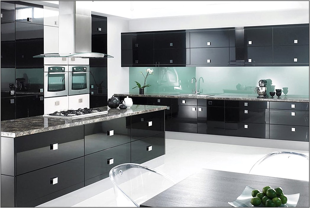 Kitchen Modern Home Decor