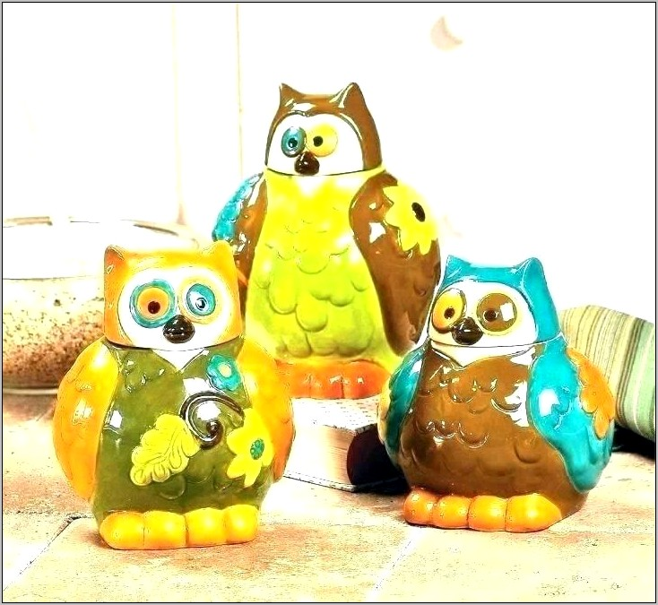Kitchen Owl Decor Ideas