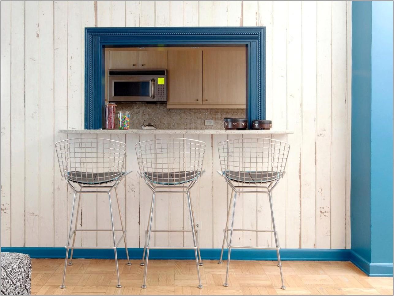 Kitchen Pass Through Decorating Ideas